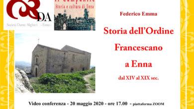 Photo of Storia dell'ordine francescano ad Enna: il terzo appuntamento della Dante