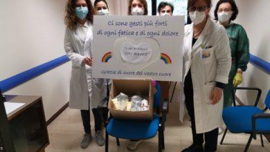 Photo of Creme viso in omaggio agli operatori sanitari impegnati nell'emergenza COVID