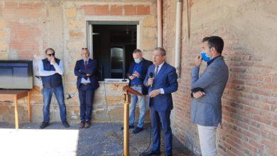 """Photo of """"La casa di riposo di Santa Lucia eccellenza ennese esempio per tutto il territorio siciliano"""". Lo ha detto l'assessore regionale Scavone stamattina ospite della struttura"""