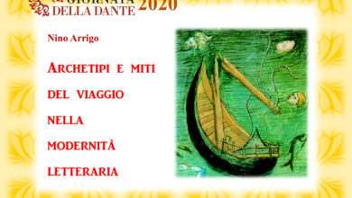 Photo of La Giornata dell Dante il 9 Giugno, con un intervento di Nino Arrigo