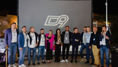Photo of D9 TEAM EVENTserata di presentazione venerdì scorso