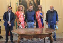 """Photo of """"La Scala della Moda"""": le Miss incontrano l'Amministrazione Comunale di Enna"""