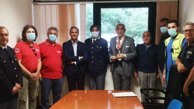 Photo of La Polizia di Stato di Enna firma protocollo d'intesa con l'Azienda Sanitaria Provinciale n. 4 di Enna e le Associazione di Volontariato del territorio