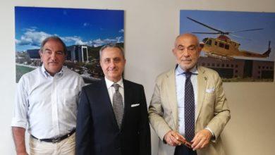 Photo of Enrico Maria Di Maggio nominato nuovo direttore dell'Unità Operativa Complessa di Radiologia dell'Ospedale Umberto I di Enna