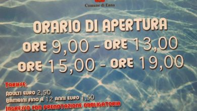 Photo of Riaprono domani le piscine di Pergusa