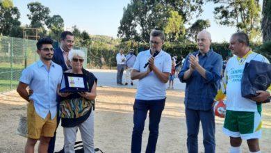 Photo of Inaugurato questa sera il campo di calcio di Pergusa intitolato a Enrico Greca