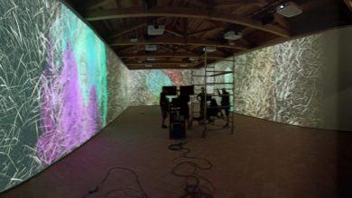 Photo of Inaugurazione Museo del Mito maxi schermo in piazza per partecipare all'evento