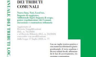 """Photo of PRESENTAZIONE DEL VOLUME  """"MANUALE DEI TRIBUTI COMUNALI"""" – HALLEY EDITORE"""
