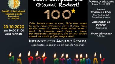 """Photo of """"Buon compleanno Gianni Rodari"""". Seminario alla Kore domani"""