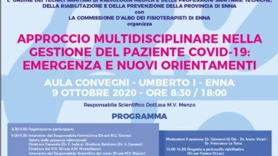 Photo of Approccio multidisciplinare nella gestione del paziente Covid-19: emergenza e nuovi orientamenti.