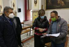 Photo of Fondo Edifici di Culto del Ministero dell'Interno – Consegna lavori Chiesa del Carmine di Enna