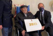 Photo of LA POLIZIA DI STATO FESTEGGIA I 100 ANNI DEL POLIZIOTTO NICOLO' RIZZUTO