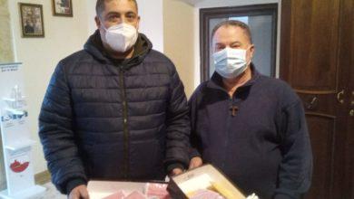 Photo of Confartigianato Imprese Enna dona mascherine colorate alla Parrocchia di Montesalvo