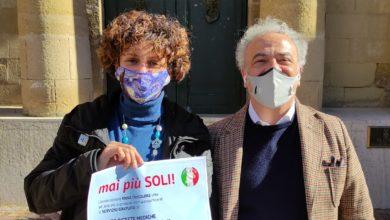 """Photo of """"Mai più soli"""". Progetto dell'associazione Enna Tricolore rivolto a chi si trova in difficoltà"""