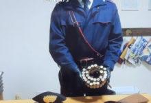 Photo of Pietraperzia  Arrestato pregiudicato di Barrafranca per detenzione illecita di un fucile