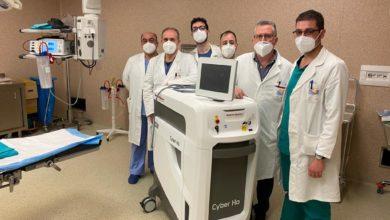 Photo of ASP Enna. Nuovo sistema laser a olmio per il Reparto di Urologia dell'Umberto I