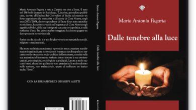 """Photo of """"Dalle tenebre alla luce"""" la raccolta di liriche del giornalista Pagaria"""