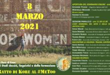 Photo of Dal Ratto di Kore al#MeToo. Domani seminario online della Kore dedicato alla questione femminile