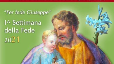 """Photo of """"La settimana della fede"""" evento organizzato nella Parrocchia di Sant'Anna"""