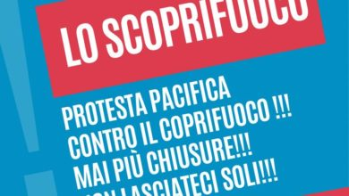 Photo of Scoprifuoco: protesta pacifica giovedì sera ad Enna