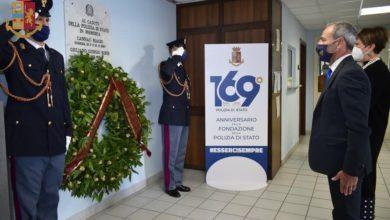 Photo of Enna: 169° Anniversario della fondazione della Polizia di Stato