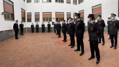 Photo of VISITA DEL COMANDANTE INTERREGIONALE DEI CARABINIERI, GENERALE CORPO D'ARMATA GIANFRANCO CAVALLO