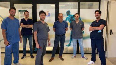 Photo of Il reparto di ortopedia dell'umberto i riconosciuto a livello nazionale teaching center 2021-2022