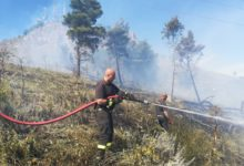 Photo of Primi caldi primi incendi
