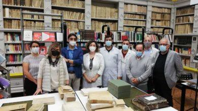 Photo of Progetto di recupero del fondo della biblioteca comunale di Enna.