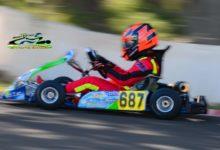 Photo of L'ennese Lorenzo Maio in testa alla classifica del campionato regionale kart