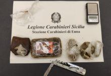 Photo of Arrestato dai carabinieri giovane nisseno trovato in possesso di 200 grammi di droga