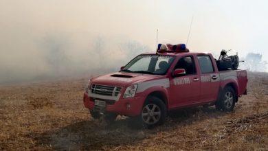 Photo of Numerosi incendi in tutto il territorio. A lavoro i vigili del fuoco