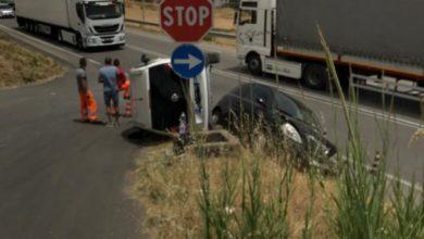 Photo of Ennesimo incidente sulla strada statale 117 bis. Che l'Anas intervenga in tempi celeri