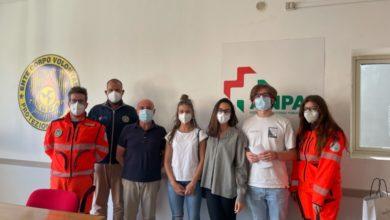 Photo of Gli ex organizzatori della matricola scientifica donano 5 Mila euro alla protezione civile
