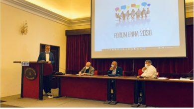 Photo of Nasce il FORUM ENNA 2030. Il comitato promotore passa il testimone al nuovo coordinamento