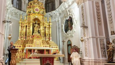 Photo of Prefettura: Celebrata a San Marco una messa in ricordo della collega Patrizia Stella vittima del covid